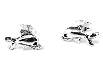 Amazoncom 925 Sterling Silver Post Earring Stud Cartilage Women