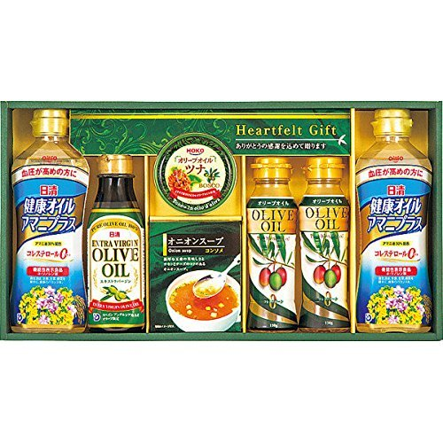 Nisshin olive seasoning gift SAO-35 17-2938-059 [Parallel import] by Doshisha