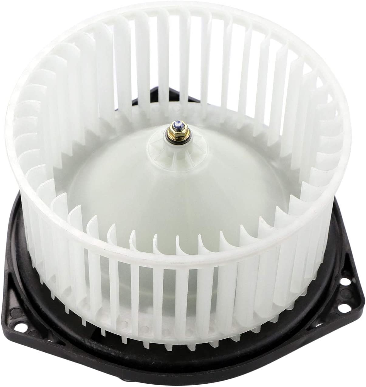 700044 27220-7J201 HVAC Blower Motor with Fan Cage Fit For 1999-2002 Infiniti G20// 1996-2004 Pathfinder// 1995-1999 Maxima// 1996-2003 Infiniti I30 //Infiniti QX4