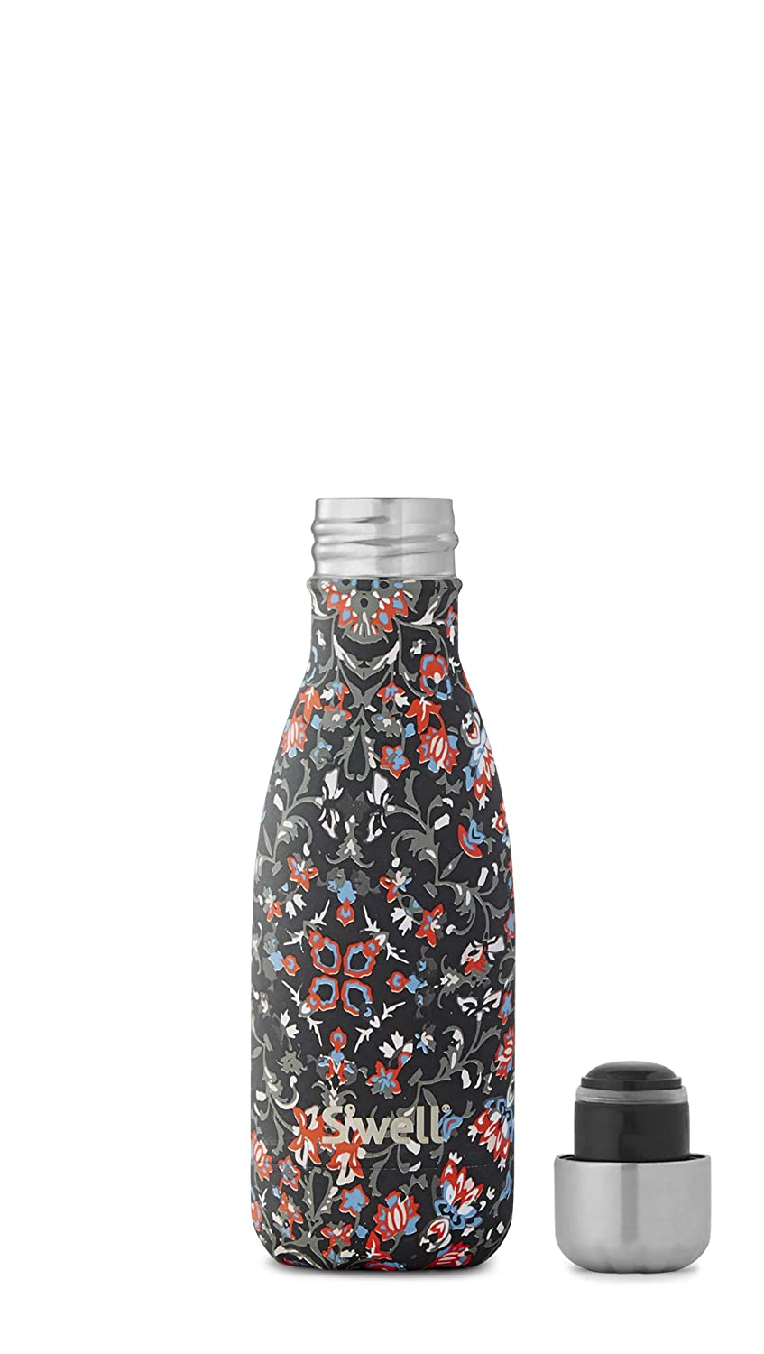 Swell 10017-A19-26801 Stainless Water Bottle 17 oz Peacock