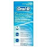Oral-B Super Floss 50 Pieces Pre-Cut (Pack of 6)