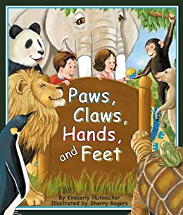 Paws Claws Hands Kimberly Hutmacher ebook