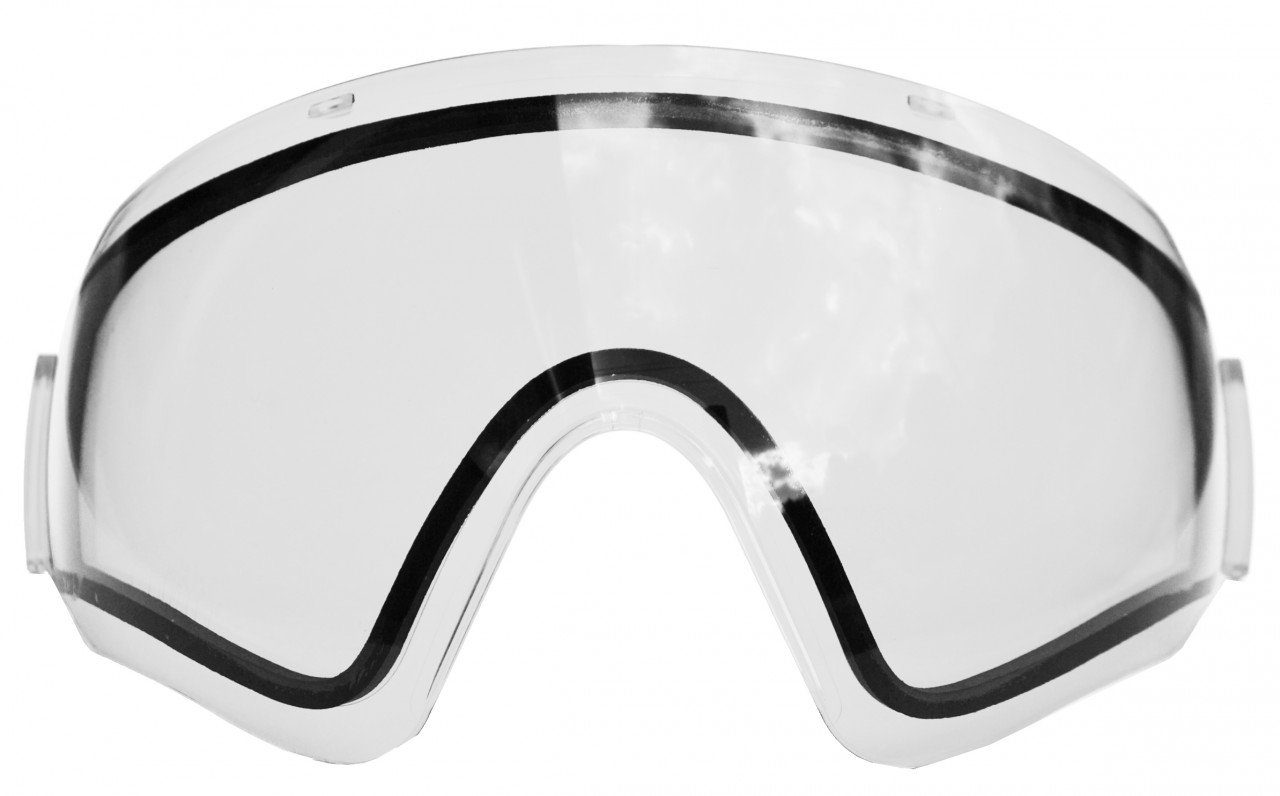 VForce Morph/Shield/Profiler Thermal Goggle Lens - Clear by VForce
