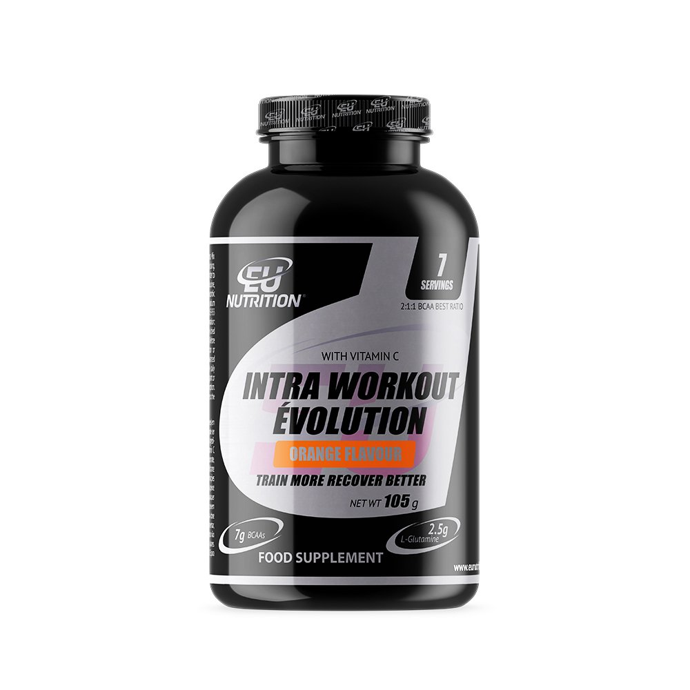 EU Nutrition Intra Workout Évolution Orange - 2 Paquetes x 105 gr - Total: 210 gr: Amazon.es: Salud y cuidado personal