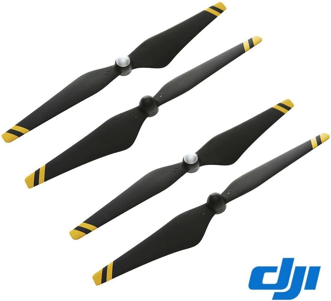 2 pares de helices 9450 - marca dji - fibra de carbono
