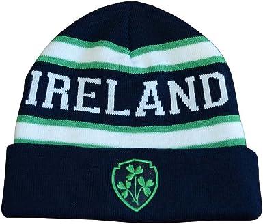 Mens Womens 100/% Acrylic Knitting Hat Cap Vintage Irish Ireland Original Ski Cap