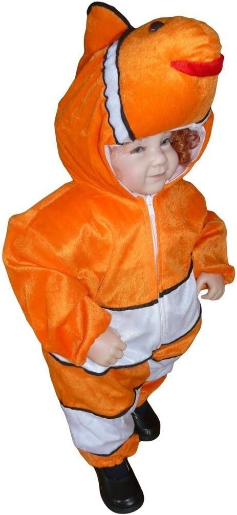 J22 Tamaño 18-24 meses de disfraces pescado para bebés y niños ...