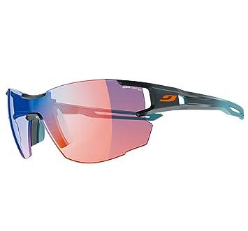 Julbo Aerolite Sonnenbrille Damen, damen, Aerolite, Bleu Clair/Rose, one size