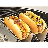 Moesta-BBQ DoggieRoast - der Hotdog Röster (2er Set)