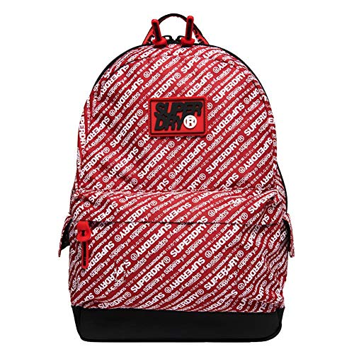 Superdry S Boy Montana Backpack - Bright Red ()