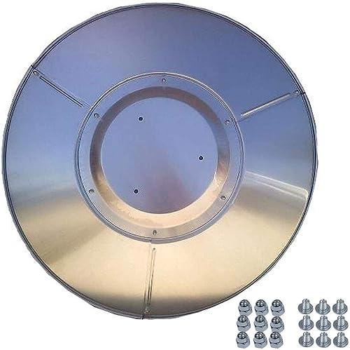 KIWS Propane Heat Reflector Shield