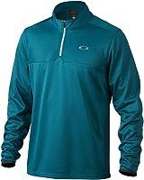 Oakley Mens Scores 1/4 Zip Golf Sweater Sweatshirt