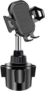 Lopnord Kfz Halterung Für Getränkehalter Universal Cup Mount Für 360 Drehbar Kompatibel Mit Iphone Xs Max