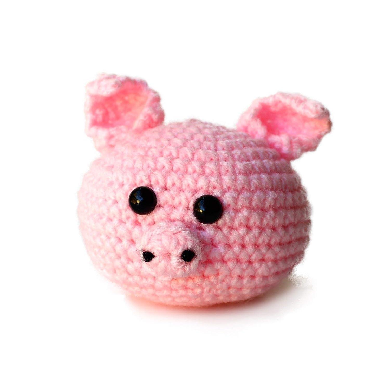 Amigurumi sweet pig   Crochet pig, Crochet bookmarks, Crochet ...   1500x1500