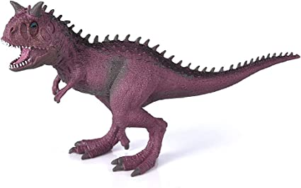 Jurassic Realistic Carnotaurus Educational Dinosaur Figure Model Kids Toy GIFT