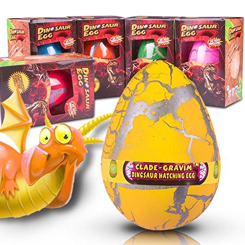 COCODE Hatch and Grow Dinosaur Eggs, Magic Dino Eggs that Ha