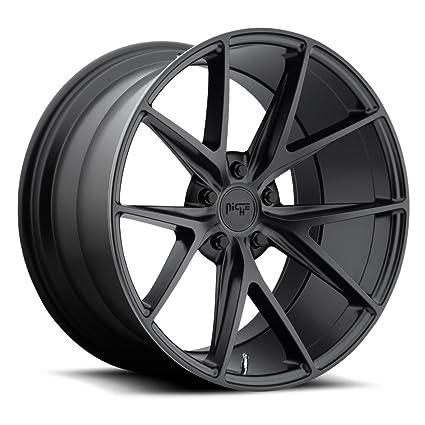 Niche Road Wheels >> Amazon Com Niche Road Wheels 18x8 Misano 5x120 Bd6 02 40 72 6 Hub
