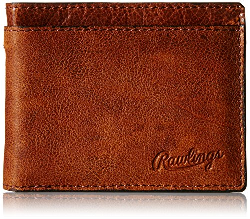 rawlings-rugged-bifold-wallet-with-change-compartment-cognac-one-size