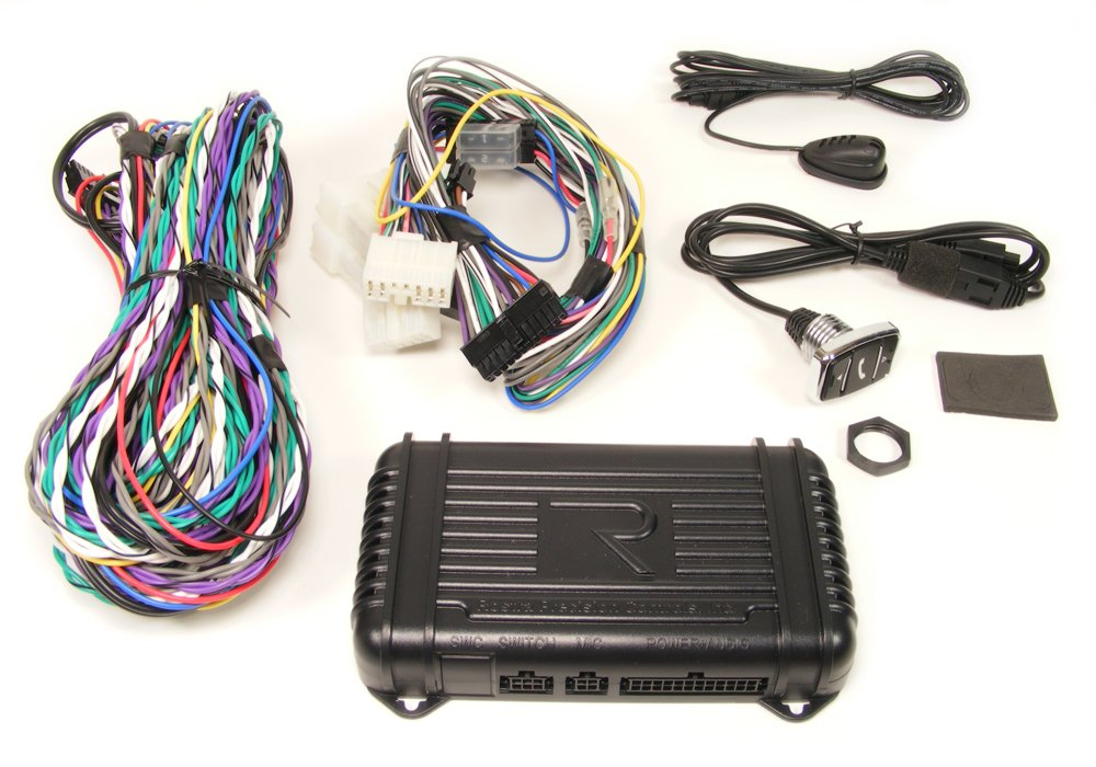 Rostra 250-7500-TY8 Converse Bluetooth Hands Free OEM ADD ON System for Select 2005 - 2012 Toyota Vehicles