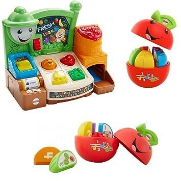 amazon フルーツ fun learning市場 happy apple アルファベット