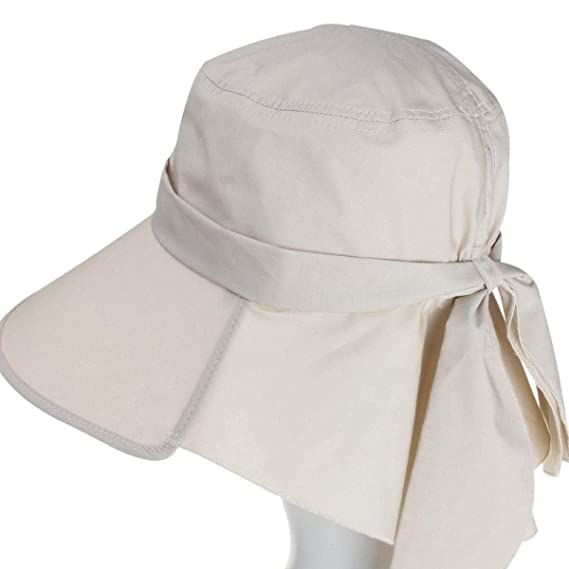 Gorras Sombrero para El Sol Espejo Mujer Largo Lo para Bastante A ...