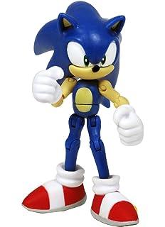 Action Figure Avec Pliable BRAS /& JAMBES Sonic the Hedgehog ~ Sonic Wave 3