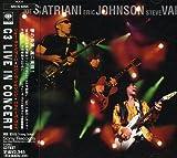 Joe Satriani: G3 Live in Concert (Audio CD)