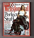 Men's Journal Magazine - September, 2001. Manon Von Gerkan cover.
