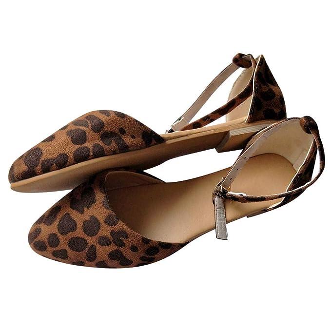 Darringls_Sandalias de Primavera Verano Mujer,Zapatos Sandalias Elástica Dama Retro Casual señaló Plana con Botas Desnudas Chanclas Moda Verano Color sólido ...
