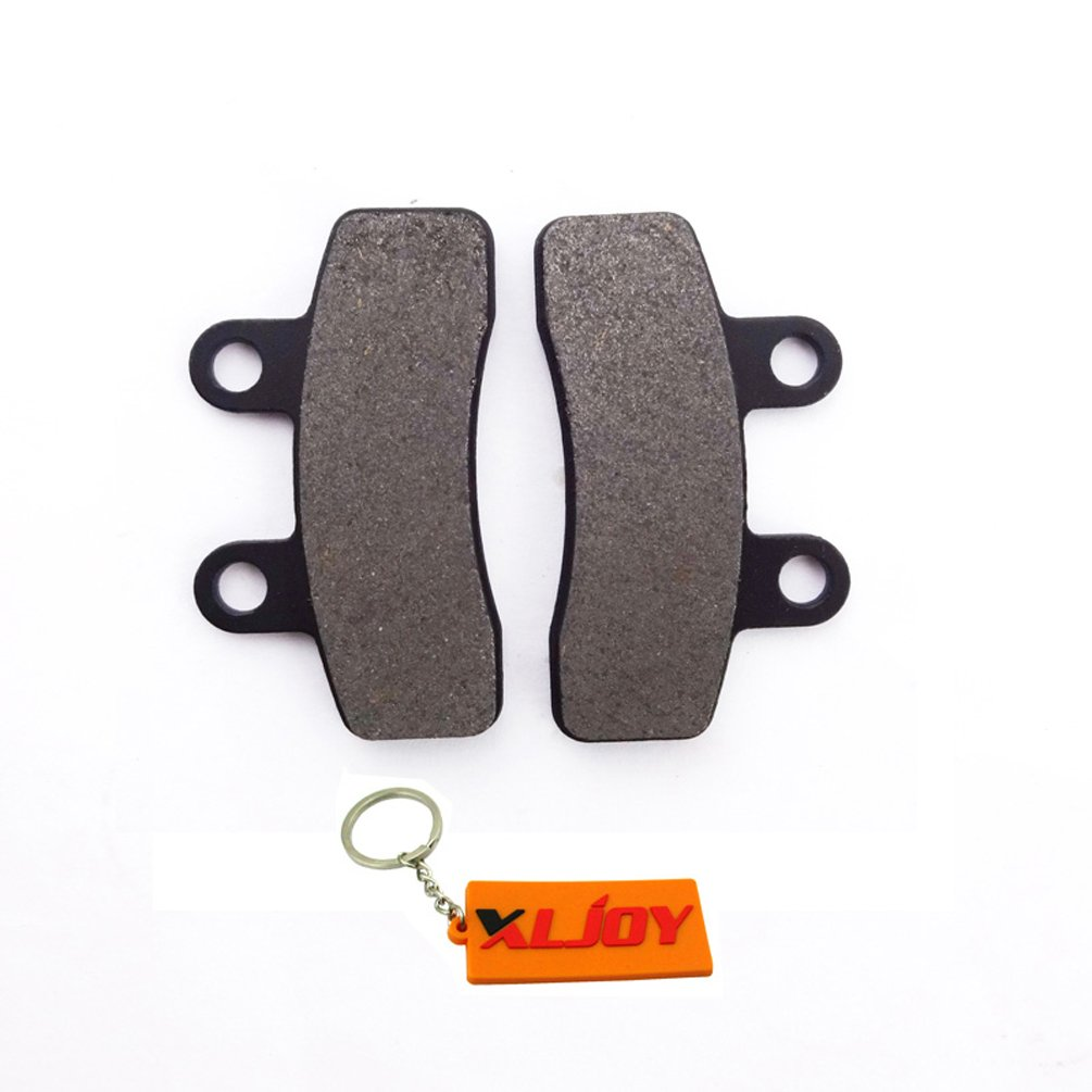 XLJOY Disc Brake Pads For 50cc 70cc 110cc 125cc Pit Dirt Bike Coolster SSR Pitster Thumpstar