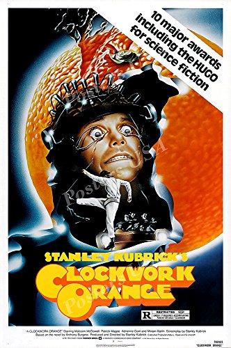 Posters USA - Clockwork Orange Movie Poster GLOSSY FINISH -