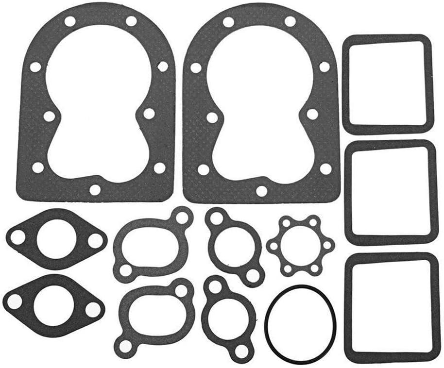 NIMTEK New Valve Grind Head Gasket Kit for Onan BF-B43-48 P216 P218 P220 Engine 110-3181