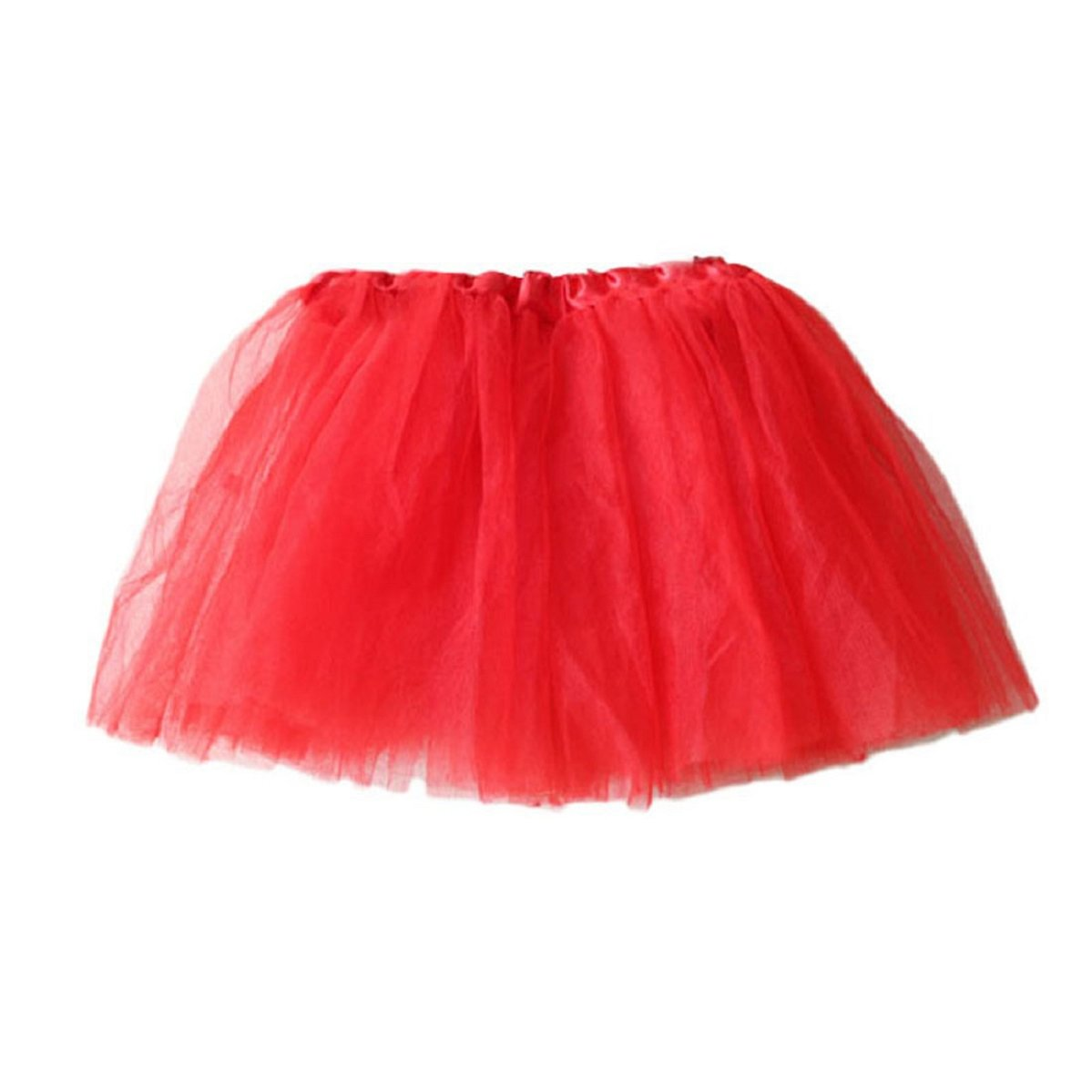 Doinshop 2015 Girl Princess Mini Dress Pettiskirt Party Ballet Tutu Skirt