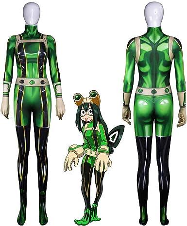 New! My Hero Academia Boku geen Hero Academia OCHACO URARAKA Cosplay Kostuum AA
