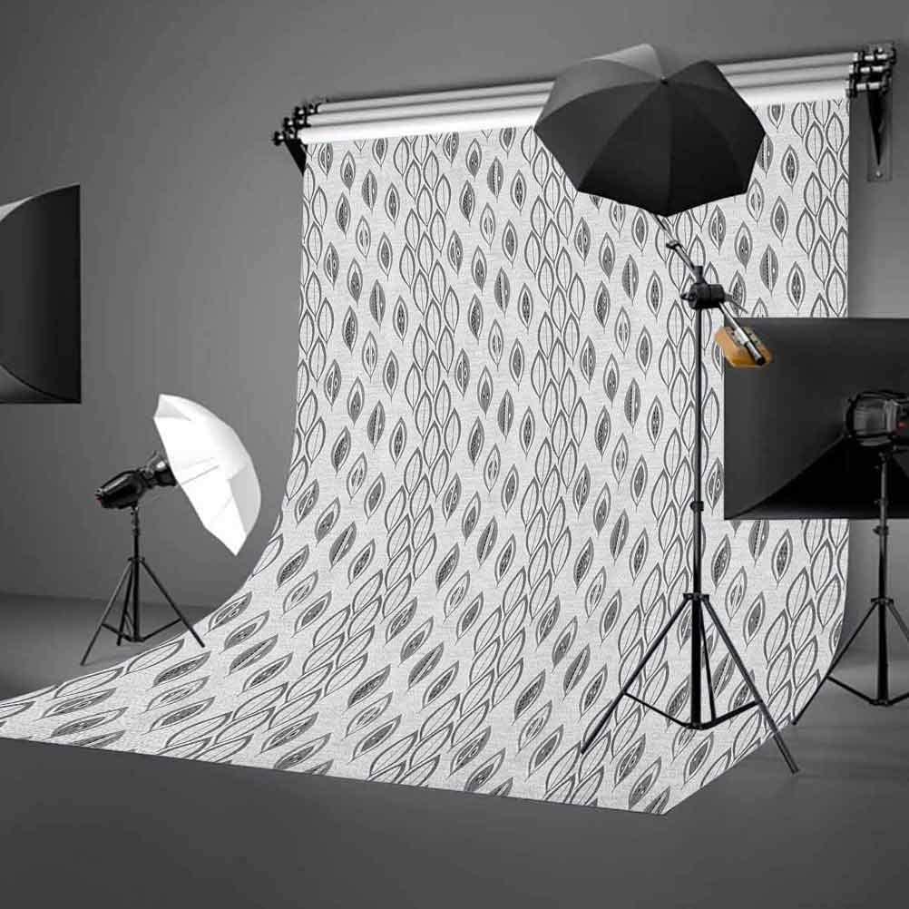 7x10 FT Joy Vinyl Photography Background Backdrops,Doted Pattern with Peace Love Joy Hand Drawn Calligraphy Modern Background for Selfie Birthday Party Pictures Photo Booth Shoot