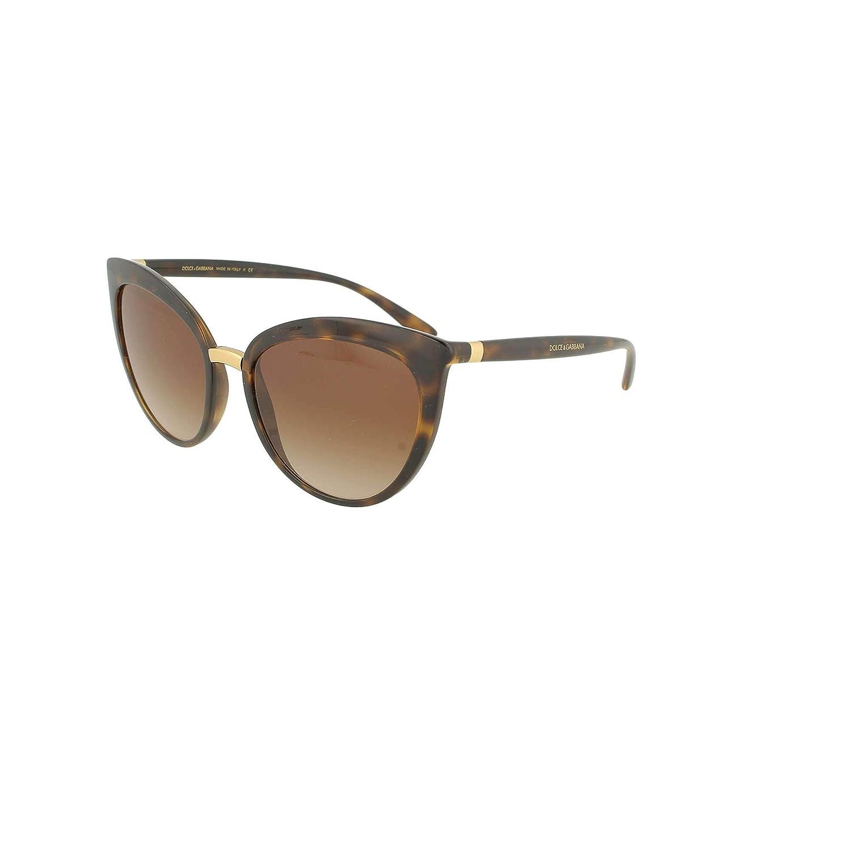701436ac307f0 Amazon.com  Dolce   Gabbana Women s Essential Cat Eye Sunglasses ...