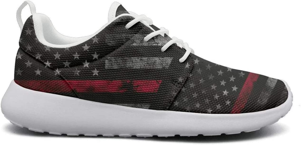 XULANG Trendy Sneaker Thin Red Line