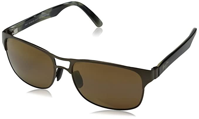 Maui Jim H296-20A STGBG - Gafas de Sol polarizadas (10 ...