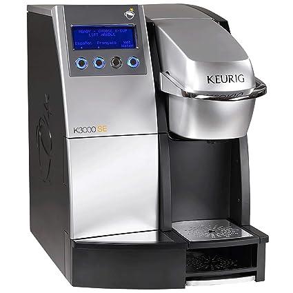 amazon com keurig k 3000 se coffee commercial single cup office rh amazon com keurig b3000 parts list keurig b3000se owners manual