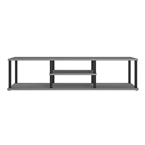 Laneigh DZ67681 Stand 60 TV trays, Dove Gray