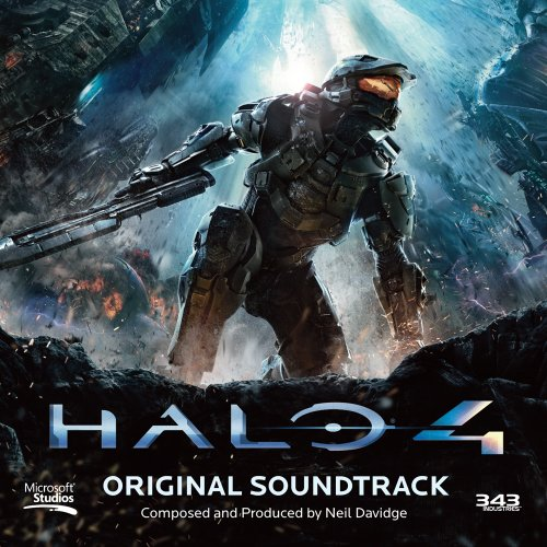 Price comparison product image Halo 4: Original Soundtrack