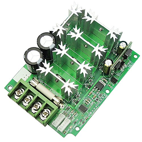 Uniquegoods digital led display driver board 12v 24v 36v for Variable speed dc motor control