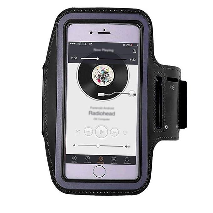 Brazalete Impermeable para iPhone X, XS, 8, 7, 6, 6S, Samsung ...