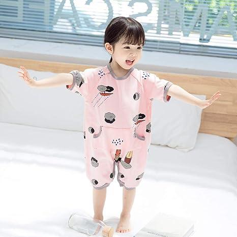Saco De Dormir Para Bebés Verano Niños Pijamas De Una Pieza De ...