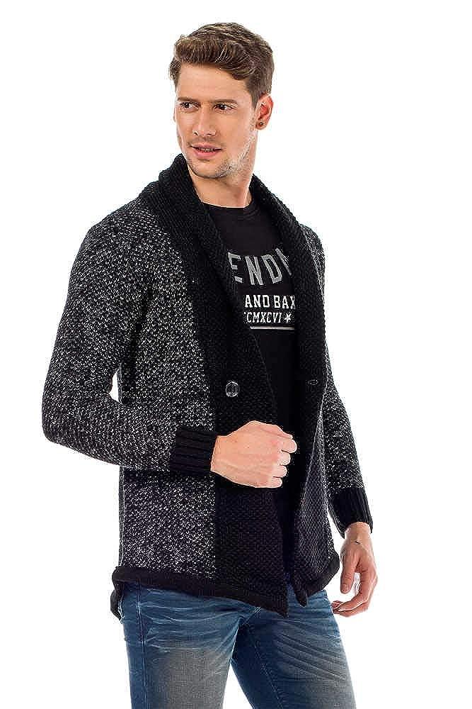 Long Sleeves Shawl Cardigan Winter Collection Men