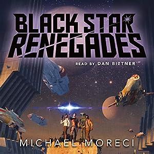 Black Star Renegades Hörbuch