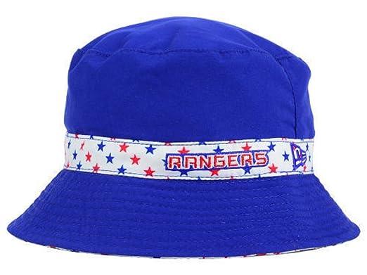 New Era NHL New York Rangers Kids Reversible Bucket Hat Toddler Youth Osfa 658488890d1d