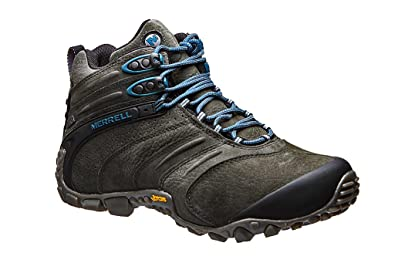 8928bd3354c Merrell Chameleon II Waterproof Mid Leather J09377 Mens Hiking Boots Shoes  Beluga (10.5 UK)