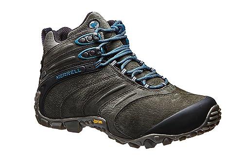 Merrell Chameleon II Waterproof Mid Leather J09377 Scarpe da uomo,Stivali da…
