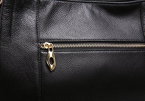 Lady Shoulder Bag Handbag Top r Body Bags Totes Black Leather Heshe Purse Women��s Cross Handbags for Designer Handle Satchel qn8Ca06